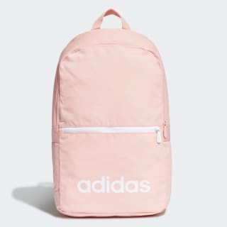 Linear Classic Daily Backpack Glory Pink / Glory Pink / White FP8098