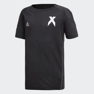 X trøje Black / White DJ1260