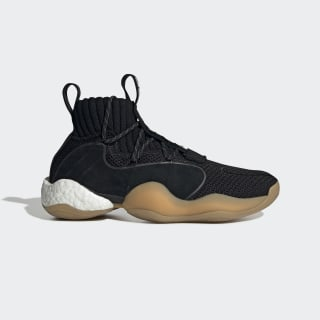 Scarpe Pharrell Williams Crazy BYW Pride Core Black / Core Black / Gum 3 EG7733