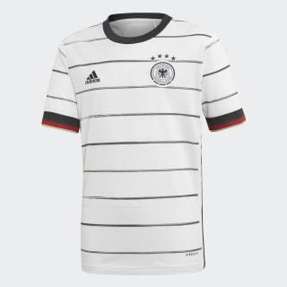 Camisola Principal da Alemanha White EH6103