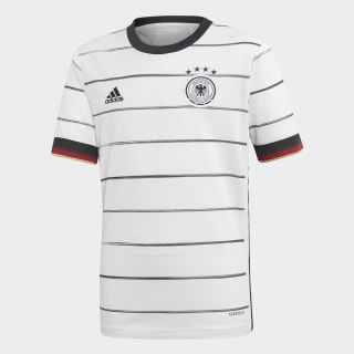 Duitsland Thuisshirt White EH6103