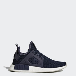 Femmes NMD_XR1 Shoes Trace Blue /Trace Blue /Sesame BY9819