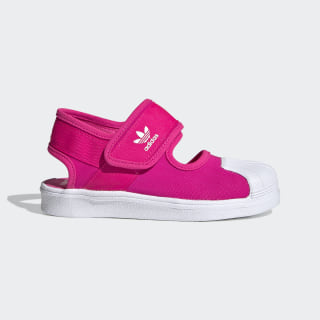 Superstar 360 Sandale Shock Pink / Cloud White / Cloud White FV7585