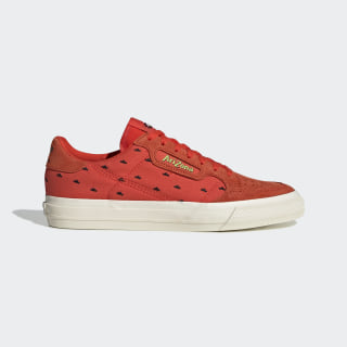 Continental Vulc Shoes Bold Orange / Core Black / Green FV2710