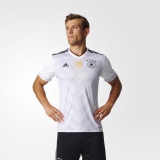 Camiseta de fútbol Local Alemania WHITE/BLACK B47873