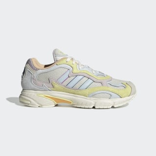 Temper Run Pride Shoes Off White / Blue Tint / Ice Yellow EG1077