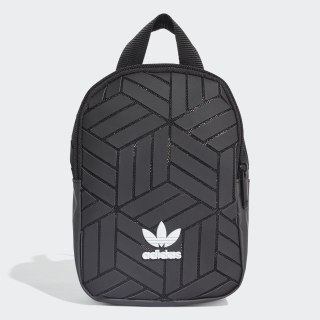3D Mini Backpack Black EK2889