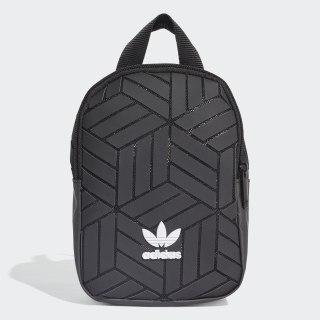 3D Mini Backpack Black EK2889
