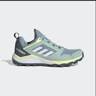 Chaussure Terrex Agravic TR Trail Running Ash Grey / Cloud White / Yellow Tint EF6889