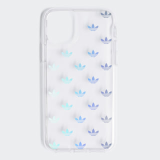 Clear Molded Case iPhone 11 Pro Max Silver Metallic EV7826
