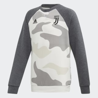 Juventus Crew Sweatshirt Camo Print / Dark Grey Heather DX9209