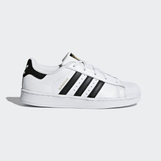 Superstar Foundation Shoes Cloud White / Core Black / Cloud White BA8378