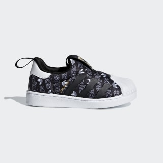 Zapatillas Superstar 360 CORE BLACK/CORE BLACK/FTWR WHITE B75615