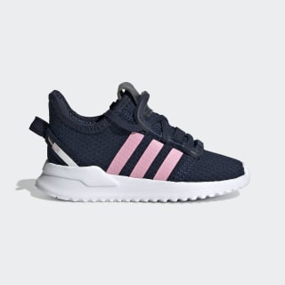 U_Path Run Shoes Collegiate Navy / Light Pink / Cloud White EE7446