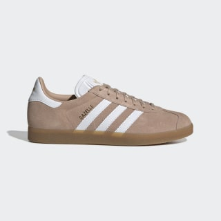 Gazelle Shoes Ash Pearl / Ftwr White / Gum 3 CM8467