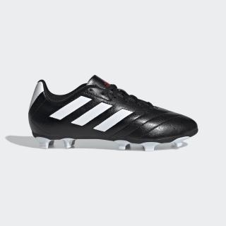 Calzado de Fútbol Goletto VII Terreno Firme Core Black / Cloud White / Red EE4485