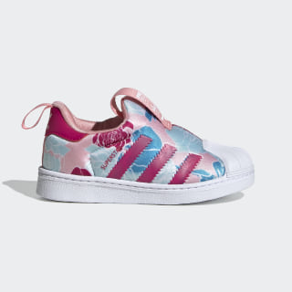 Superstar 360 Shoes Glow Pink / Bold Pink / Cloud White EF6641