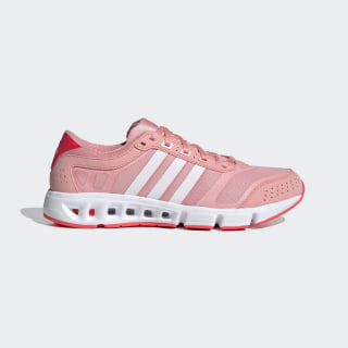 Кроссовки для бега Vizrida Glow Pink / Cloud White / Shock Red FW7776