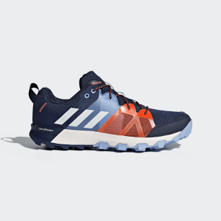 Zapatillas de trail Kanadia 8.1 COLLEGIATE NAVY/OFF WHITE/ASH BLUE S18 CP9312