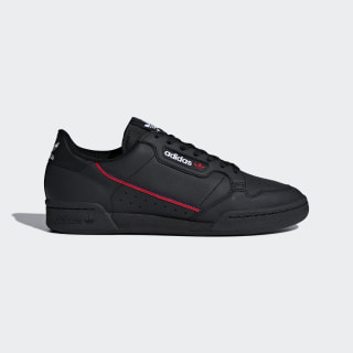 Continental 80 Shoes Core Black / Scarlet / Collegiate Navy B41672