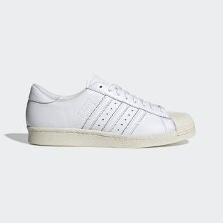 รองเท้า Superstar 80s Cloud White / Cloud White / Off White EE7392
