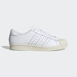Tenis Superstar 80s Cloud White / Cloud White / Off White EE7392