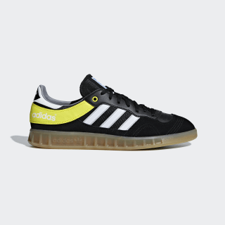 Handball Top Shoes Core Black / Ftwr White / Shock Yellow B38029