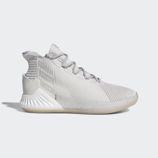 D Rose 9 Shoes Grey / Silver Metallic / Grey BB7159