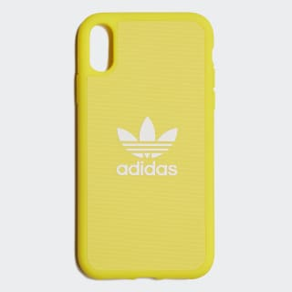 Molded Case iPhone XR 6.1-inch Yellow / White CM1513
