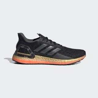 Ultraboost PB Shoes Core Black / Grey / Gold Metallic EG0430