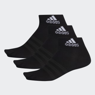 Ankle Socken, 3 Paar Black / Black / Black DZ9436
