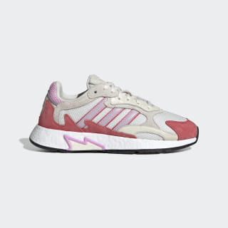 Tresc Run Shoes Off White / True Pink / Shock Red EF1067
