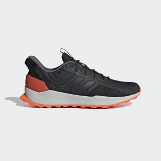 Tenis Questar Trail Carbon / Core Black / Grey BB7383