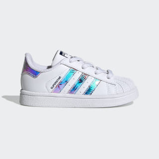 Superstar Shoes Cloud White / Dark Blue / Cloud White EE8632
