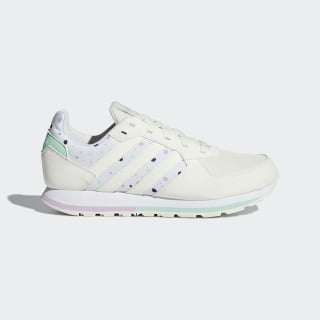 Tenis 8K K CLOUD WHITE/CLOUD WHITE/CLEAR MINT B75736