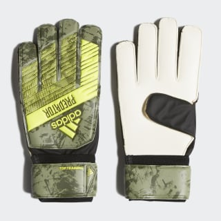 Gants Predator Top Training Raw Khaki / Trace Olive FJ5926