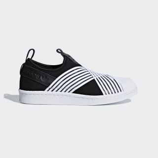 Chaussure Superstar Slip-on Core Black / Cloud White / Cloud White D96703