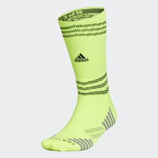 Speed Mesh Team Crew Socks Solar Yellow CI0630