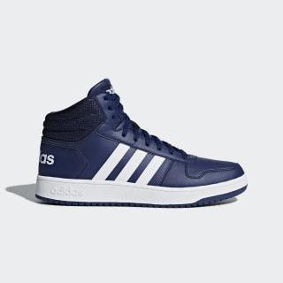 Кроссовки VS Hoops Mid 2.0 dark blue / ftwr white / ftwr white B44663