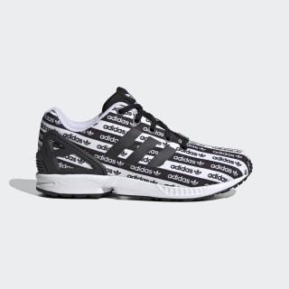 ZX Flux Shoes Core Black / Core Black / Cloud White EG4117