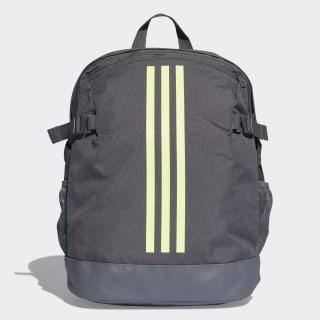 3-Stripes Power Rucksack M Grey Six / Hi-Res Yellow / Hi-Res Yellow DQ1065