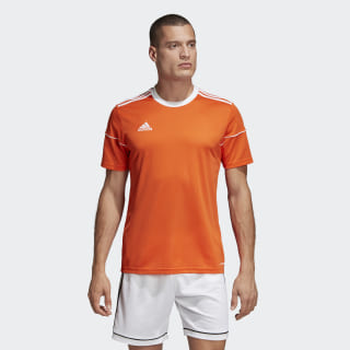 Camiseta Squadra 17 Orange / White BJ9177