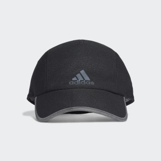 Boné Mesh AEROREADY Runner Black / Black / Black Reflective FK0838