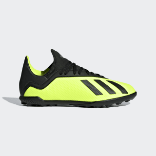 Zapatos de Fútbol X Tango 18.3 Césped Artificial SOLAR YELLOW/CORE BLACK/SOLAR YELLOW DB2423