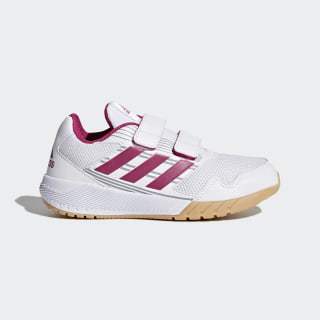 AltaRun Shoes Ftwr White / Bold Pink / Mid Grey BA9420