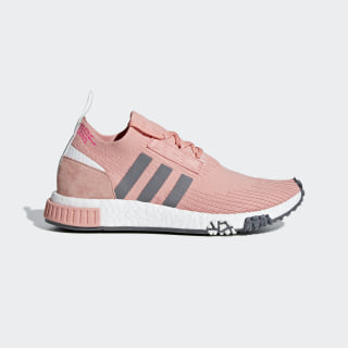 Zapatilla NMD_Racer Primeknit Trace Pink / Trace Pink / Cloud White AH2430