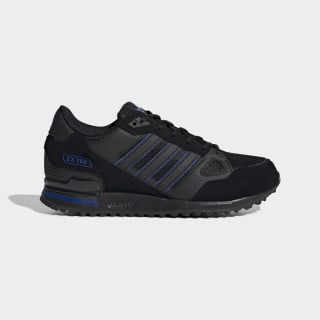 Кроссовки ZX 750 core black / core black / collegiate royal FU9034