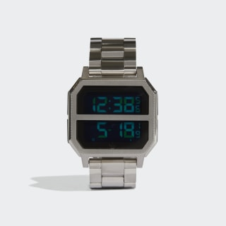 Reloj Archive_MR2 Silver Met. / Black CM1651
