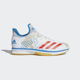 Chaussure Counterblast Bounce Ftwr White / Solar Red / Bright Blue CM7735