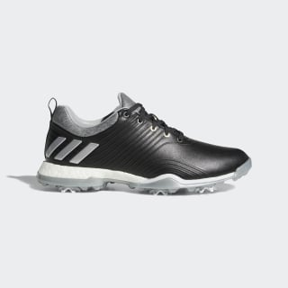 Adipower 4orged Schuh Core Black / Silver Met. / Clear Onix AC8351